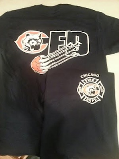 Chicago Bears-CFD T-Shirt